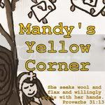 Mandy&#39;s Yellow Corner